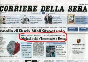 Corriere Della Sera - napoli e campania pag. 4